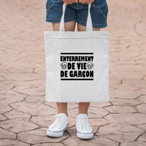 Sac Shopping - Enterrement de Vie de Garçon