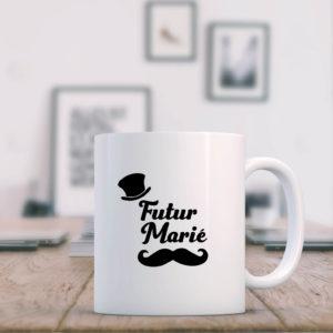 Mug - Futur Marié