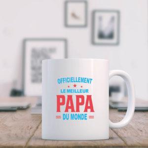 Mug - Meilleur papa