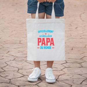 Sac Shopping - Meilleur papa