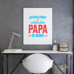 Poster - Meilleur papa